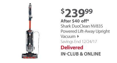 Shark DuoClean Vacuum