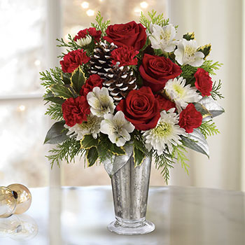 Telefloras Timeless Cheer Bouquet