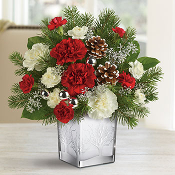 Telefloras Woodland Winter Bouquet