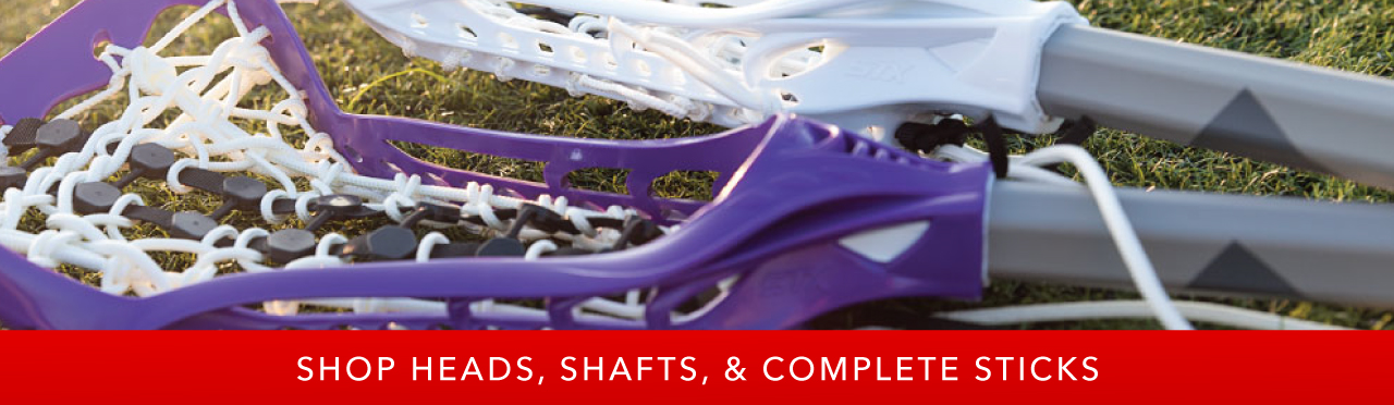 Shop Heads, Shafts & Complete Sticks