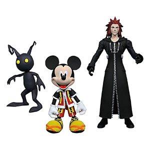 Kingdom Hearts Action Figure Set