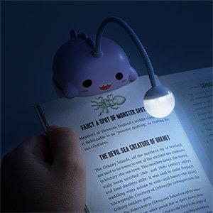 Anglerfish Book Light
