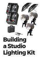 8 Options To Consider When Building a Studio Lighting Kit