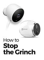How to Stop the Grinch: A Basic Holiday Season Guide to Home Surveillance