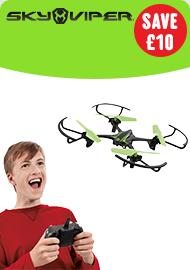Sky Viper Stunt Drone