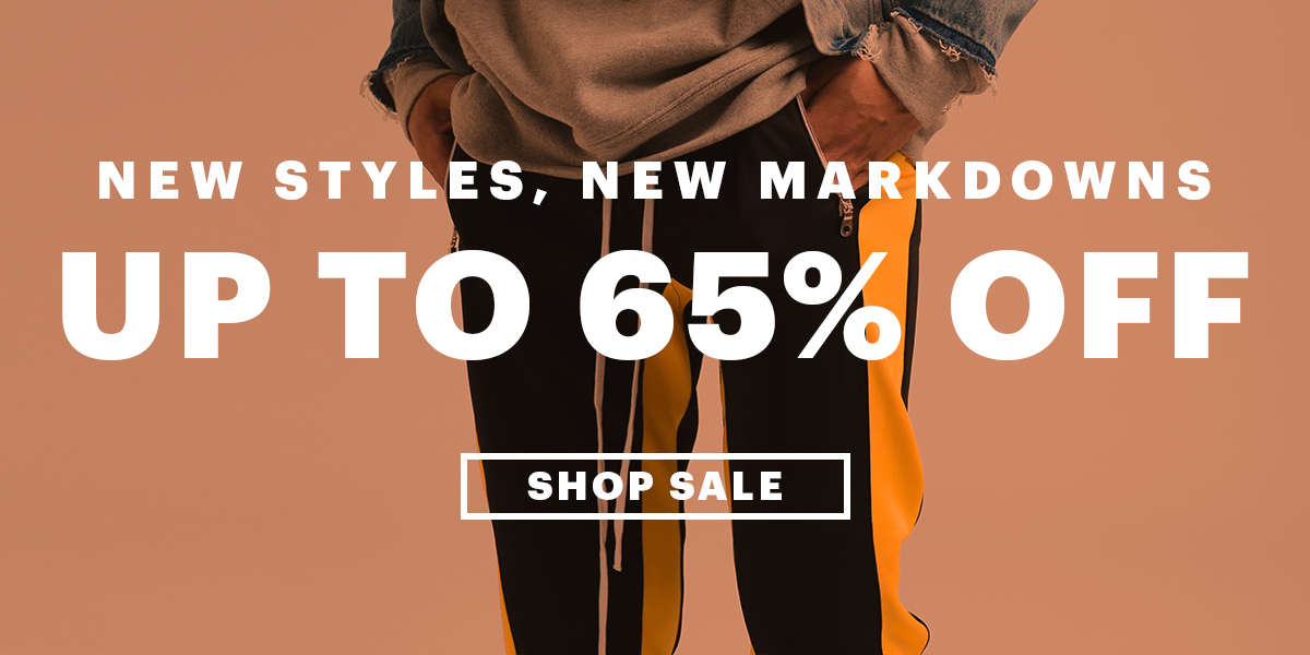 Up To 65% Off Sale