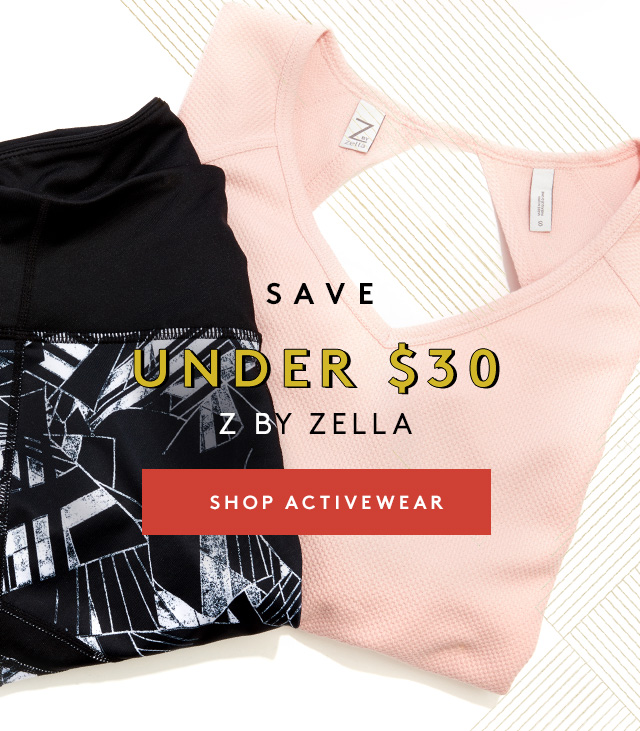 Save | Under $30 | Z By Zella | Shop Activewear