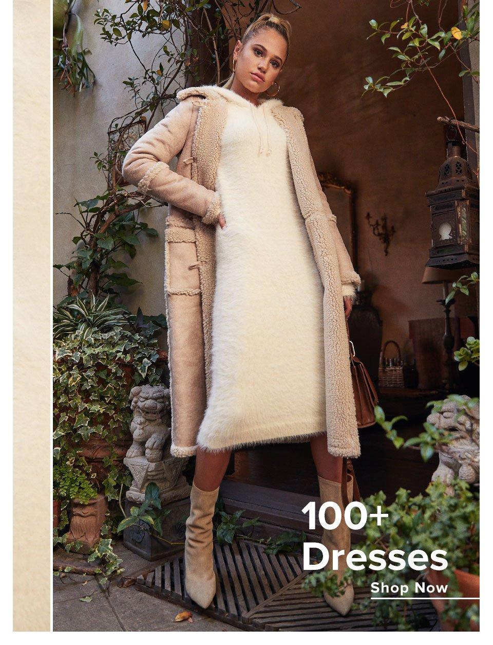 100+ dress. Shop now.