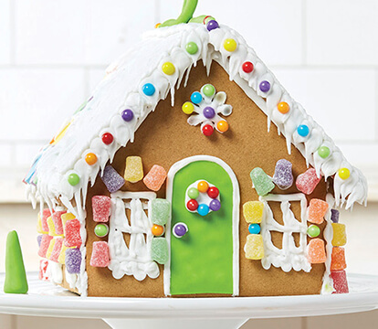 Wilton Gingerbread Kits.