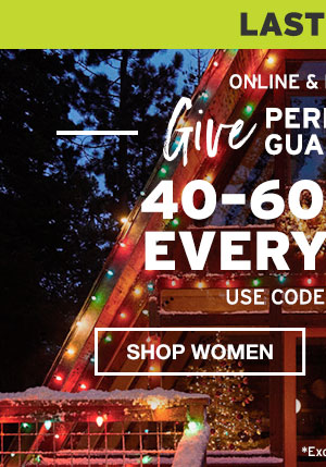 40-60% OFF EVERYTHING | GIFTS FOR HER