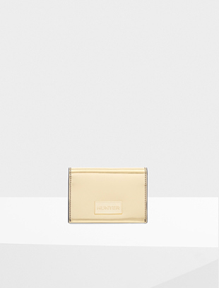 Original Metallic Leather Card Holder