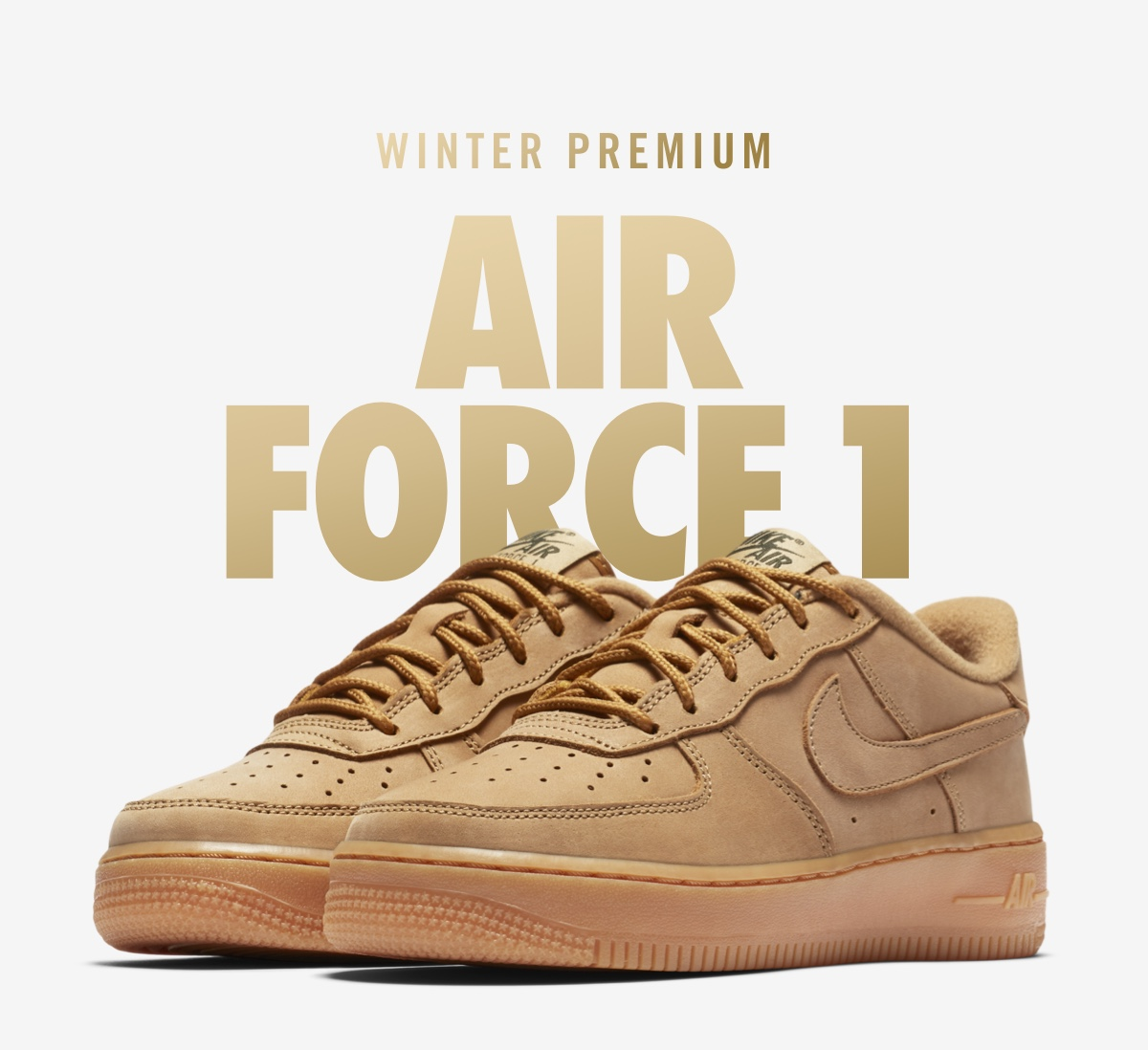 WINTER PREMIUM | AIR FORCE 1