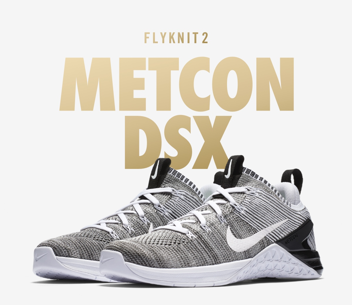 FLYKNIT 2 | METCON DSX