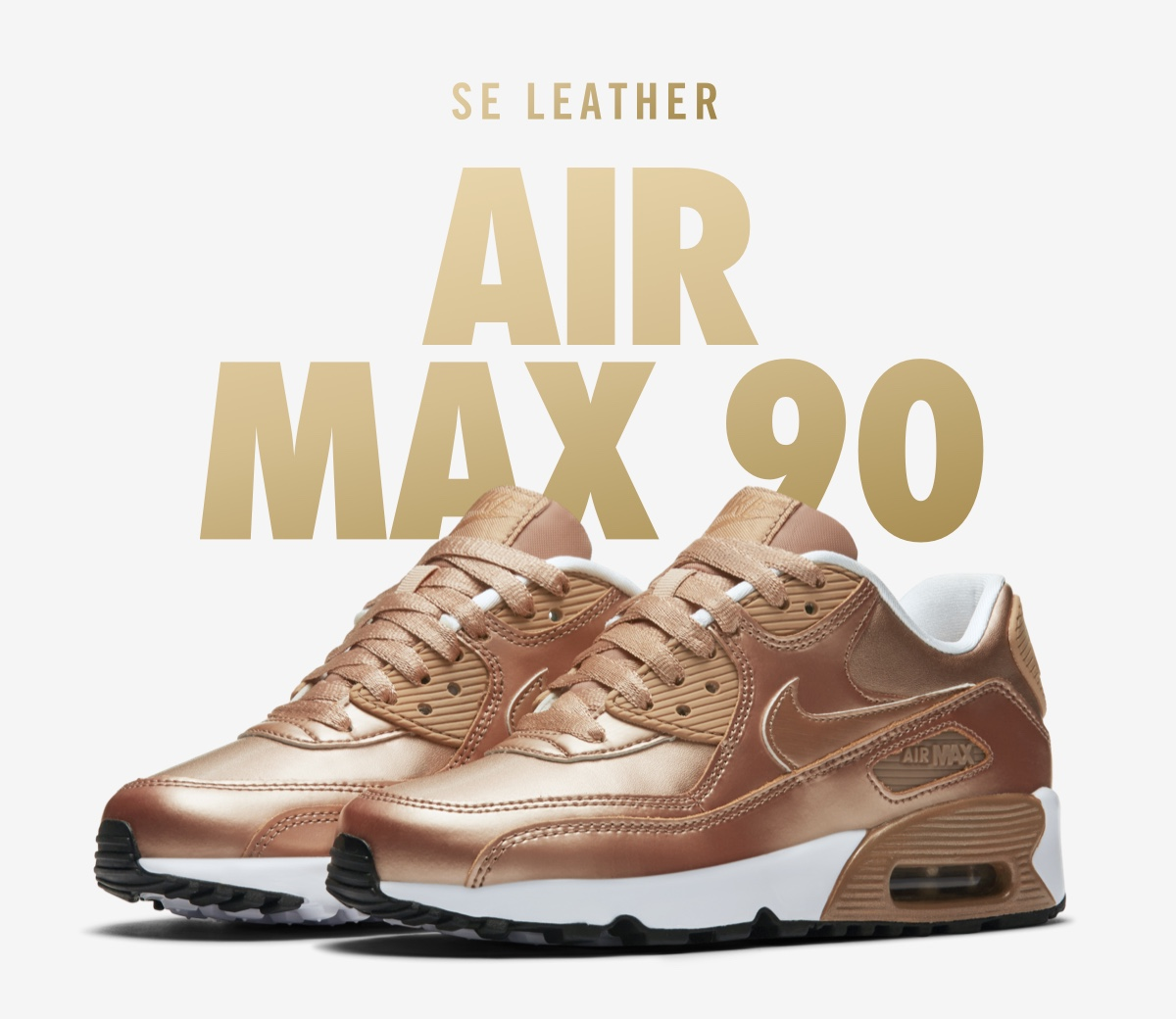 SE LEATHER | AIR MAX 90
