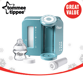 Tommee Tippee CTN Prefect Prep Machine Cool Blue