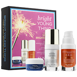 SUNDAY RILEY - Bright Young Thing Visible Skin Brightening Kit