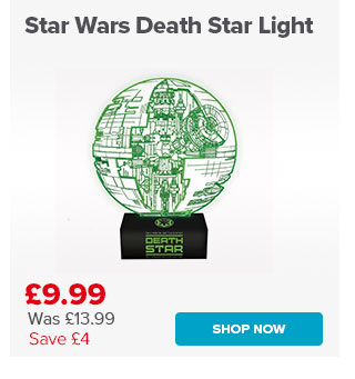 Star Wars Death Star Light
