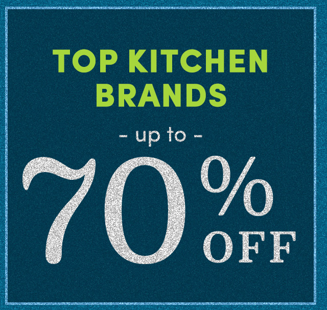 Kitchen brands