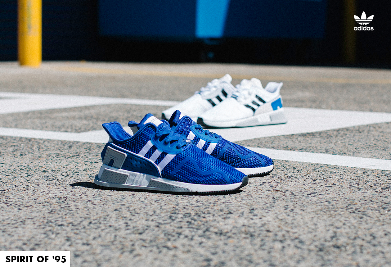 online store 6f9b1 949be Hype DC: Hype Source: adidas EQT Cushion ADV, Ultra Boost ...