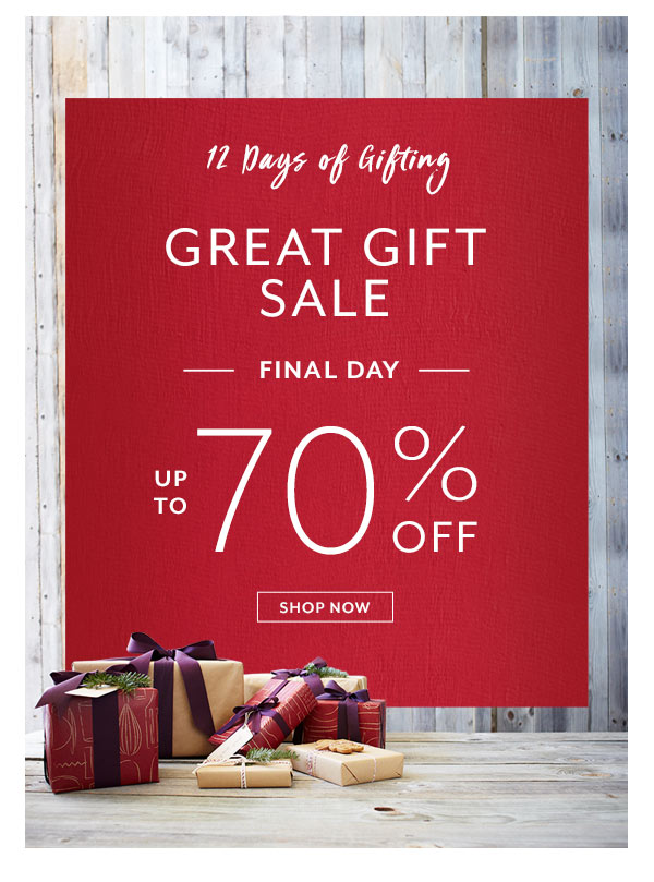 Great Gift Sale
