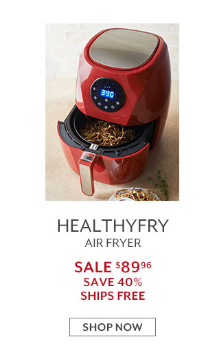 HealthyFry Air Fryer