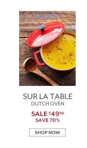 Sur la Table Dutch Oven