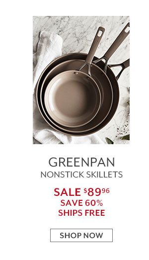 GreenPan 3-piece Skillet Set
