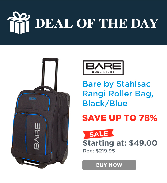 Catch our deal of the day now!