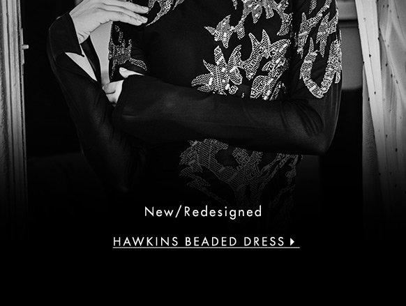 Hawkinds Beaded Dress