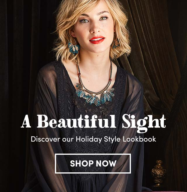 Discover Our Holiday Style Lookbook