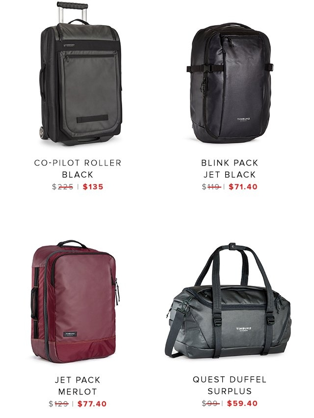 CoPilot | Blink Pack | Jet Pack | Quest Duffel | Shop Sale