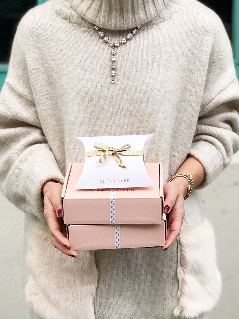 Luxe Holiday Box
