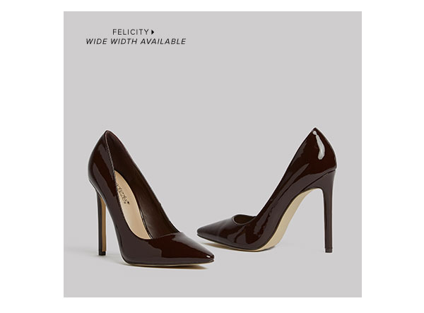 SHOP FELICITY WIDE WIDTH AVAILABLE