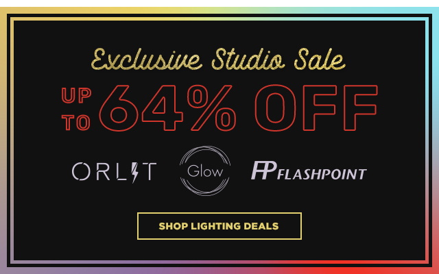 Exclusively Studio Sale