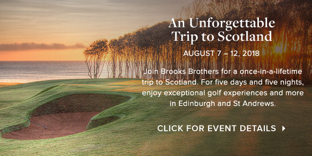 AN UNFORGETTABLE TRIP TO SCOTLAND | CLICK FOR EVENT DETAILS