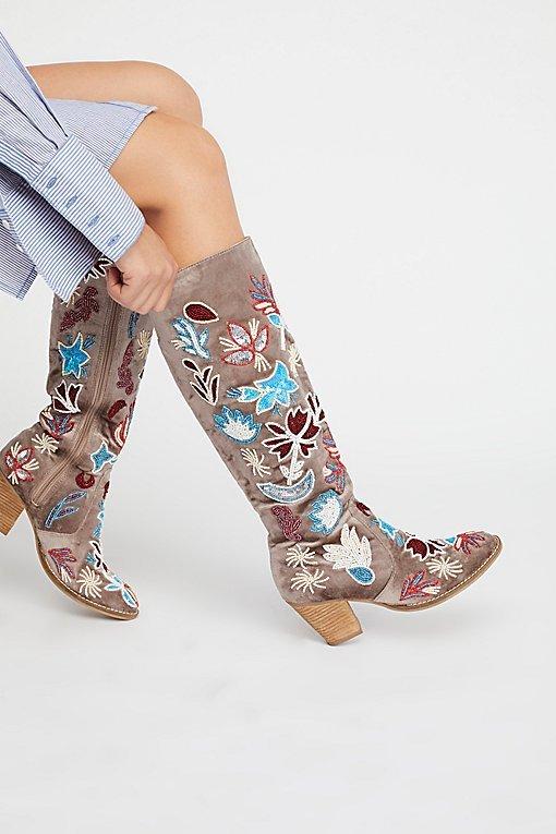 Charleston Tall Boot