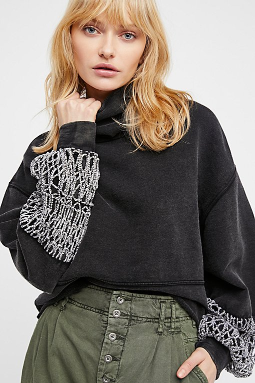 All In The Details Pullover