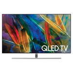 Q7C Series UHD Smart Curved QLED TVs