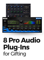 8 Pro Audio Plug-Ins That Make Excellent Gifts
