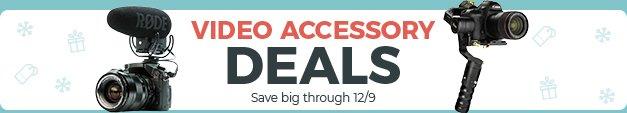 Video Accessory Deals