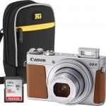 PowerShot G9 X Mark II Digital Camera