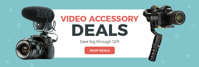 Video Accessory Banner