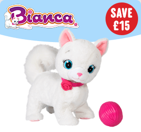 Club Petz Bianca The Cat