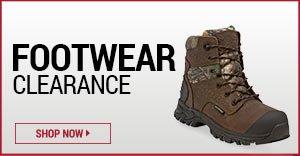 Footwear Clearance