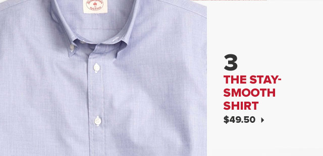 3. THE STAY-SMOOTH SHIRT | $49.50