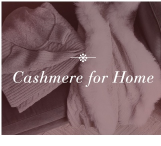 Cashmere For Home