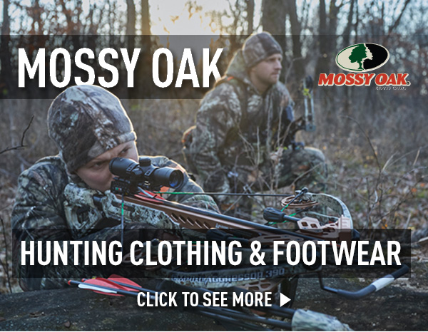 Mossy Oak Hunting Clothing & Footwear