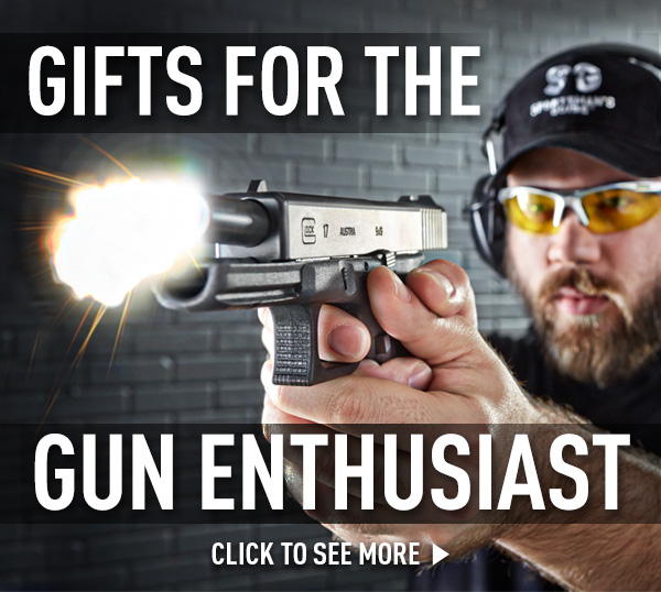 Gifts for the Gun Enthusiast!