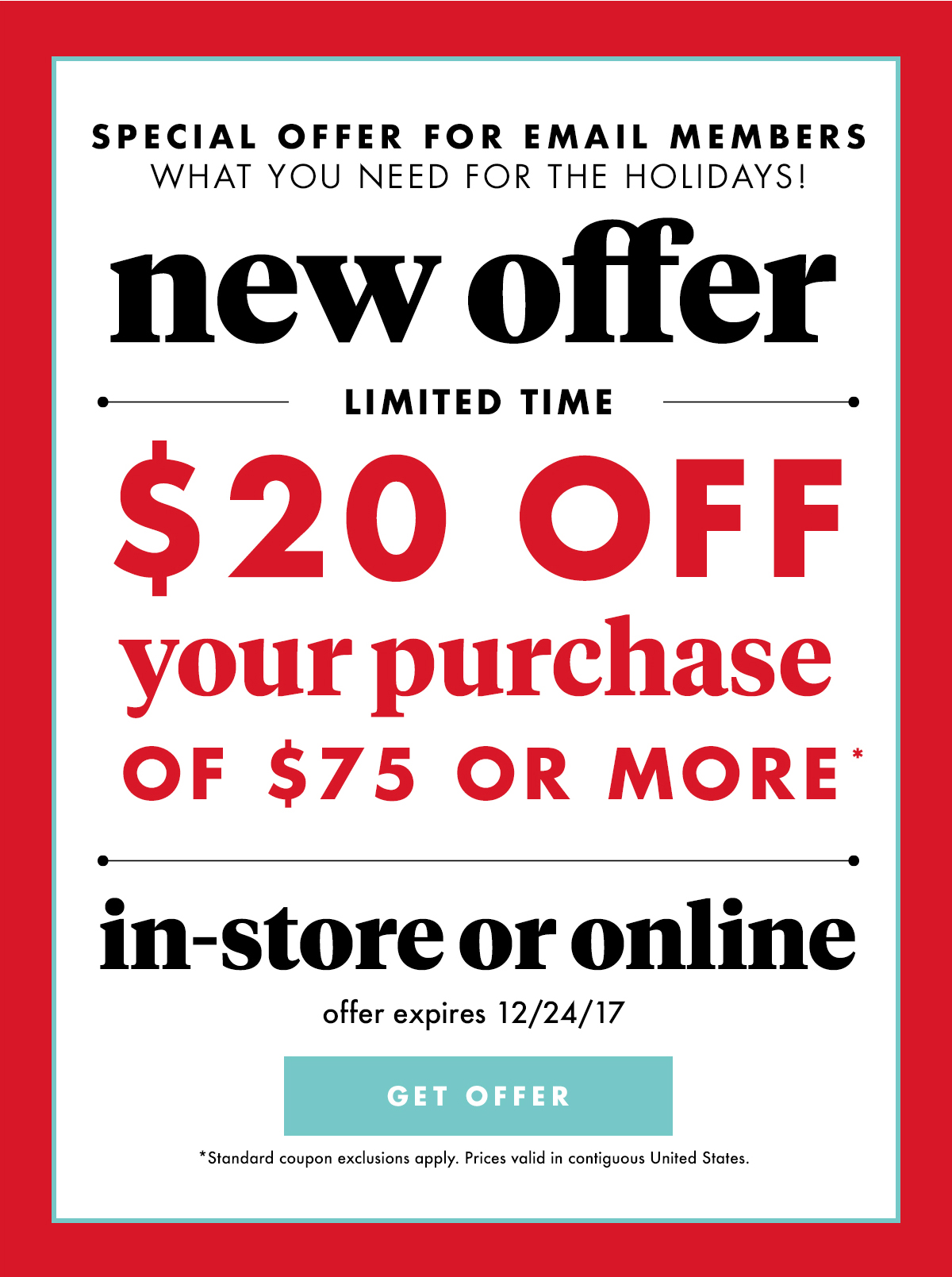 Bed Bath and Beyond NEW OFFER OFF INSIDE