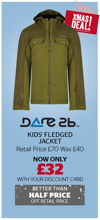 Dare2b Kids Fledged Jacket